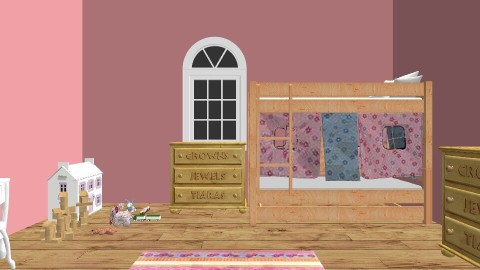 House - Modern - Kids room  - by Alina Oliver