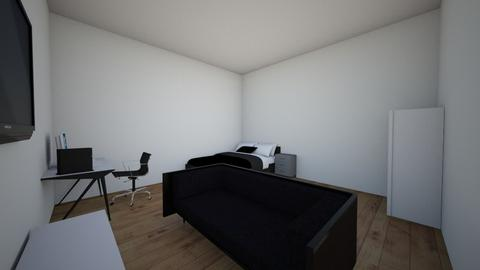 mi cuarto - Modern - Bedroom  - by rafael111moreno