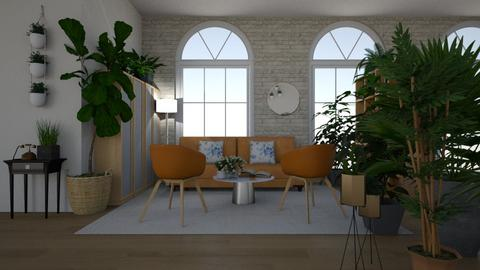 Living Room h1 - Rustic - Living room - by ordelll