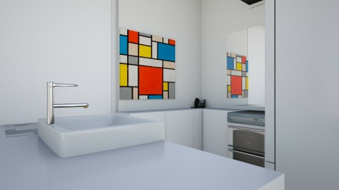 housey wousey - Classic - Kitchen  - by funkybreea123