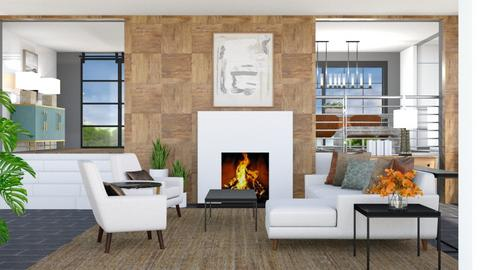 Wooden Wall Revival - Living room  - by jjp513