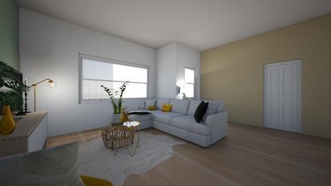 my room - Living room  - by Anniek04