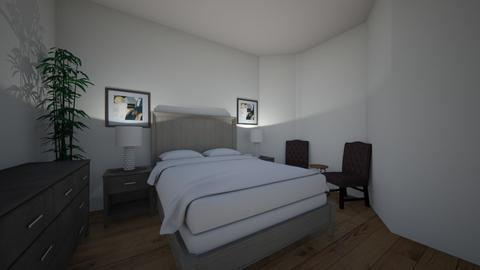 ADM Master - Minimal - Bedroom  - by rsforfun