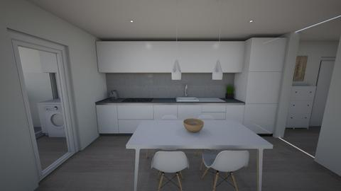 Alexia cocina - Modern - Dining room - by everybodyfeel