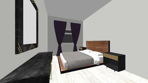 MasterBed 125 Bamburgh - Bedroom  - by neilwang