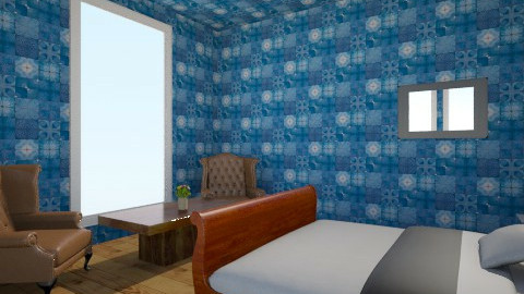 tello - Country - Bedroom  - by tello
