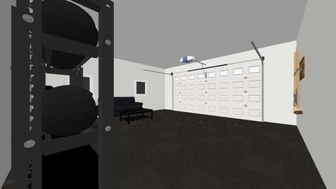 Home Gym - by rogue_29e77c7d7eb4bf07642eedee747f2