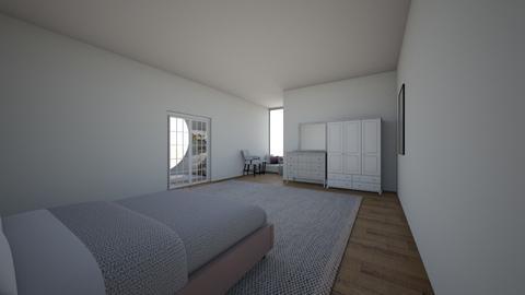 odam - Bedroom  - by ecemkazan123