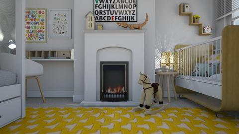 LANDON HOME - Kids room  - by zozan