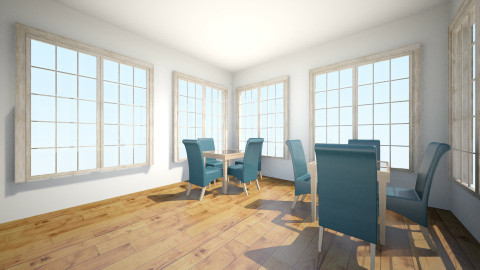 Bbh - Living room - by Viktorija Ridele