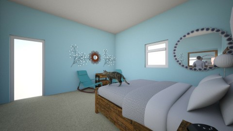 Mom room - Classic - Bedroom - by Kitty Elizabeth