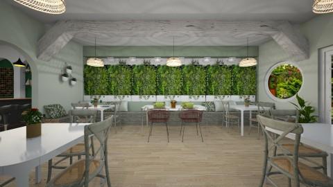 Restaurant Zelenika - Retro - by Annathea