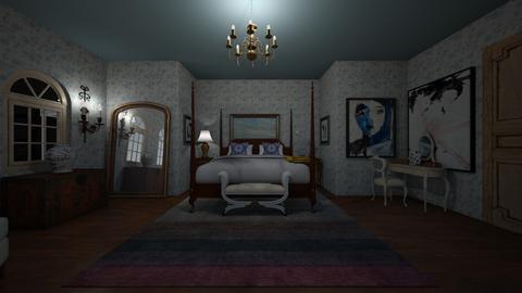 Marital bliss - Classic - Bedroom  - by Charlotte Aliceee