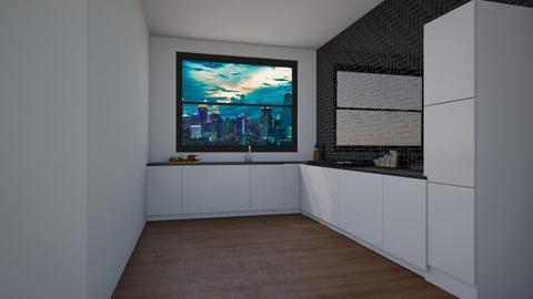 One - Kitchen  - by NadineHerwig