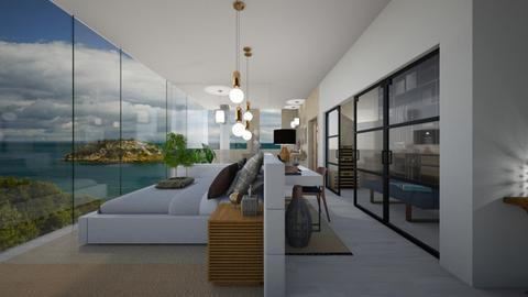 ocean view - Bedroom - by Joao M Palla