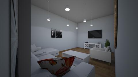 Savannahs living room  - Modern - Living room - by savy665