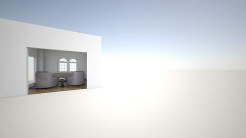 Tashmin Formal Livingroom - Living room  - by Jonathan Adler Dallas