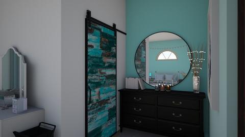 caileys room  - Modern - Bedroom  - by lackcailey