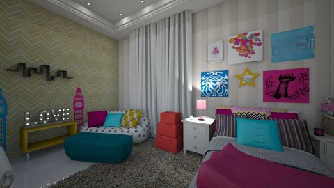 Pretty Room - by Luana  Oliveira