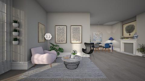Lamp Floor Living - Living room  - by diegobbf