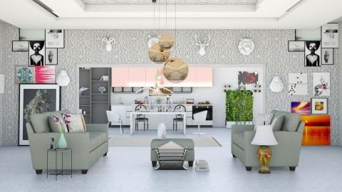 Art - Modern - by InteriorDesigner111