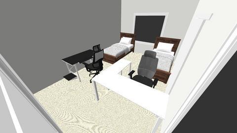 SD Mater Bedroom 08 27 - Bedroom  - by cervit