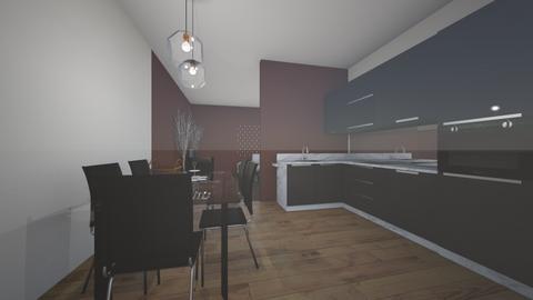 popop kettletown cabin  - Rustic - Living room  - by Hellmara