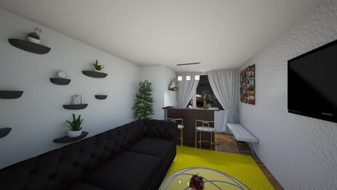 House Bar - Living room - by NWD