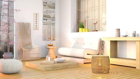 idk - Minimal - Living room  - by 62358764875