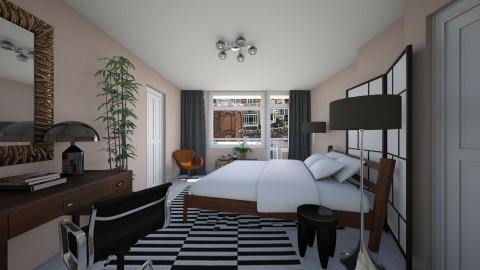 Bedroom Redesign 01 - Modern - Bedroom  - by 3rdfloor