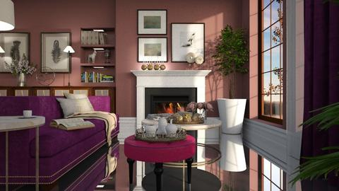 Callahan  - Modern - Living room  - by Claudia Correia