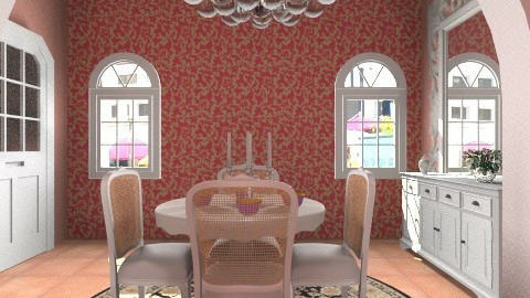 dinner - Dining room  - by hed61