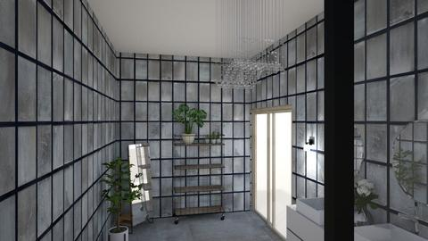 Bathroom modern style - Bathroom - by vikyyym