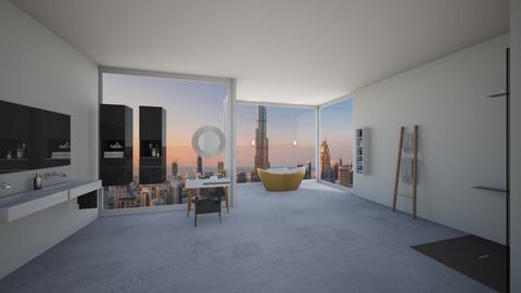 Luxus bathroom - Glamour - Bedroom  - by GoldenGlow