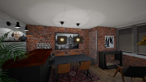 House Bar - by Gozome