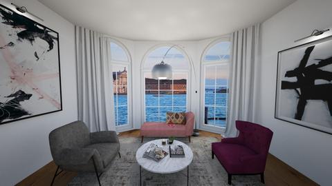seating corner - Living room  - by bibigsm