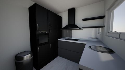 Keuken_01 - Kitchen  - by MaritvB