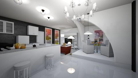 Apartment  - Modern - by Kawaii Cat