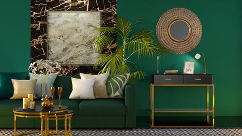 Le The Vert - Living room - by JennieT8623