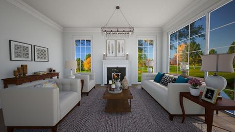 elegance - Living room - by nuray kalkan