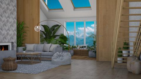 Room_Ideas_Cassidy - Living room  - by Cassidyy