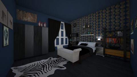 Classic_Modern  - Classic - Bedroom  - by qchio