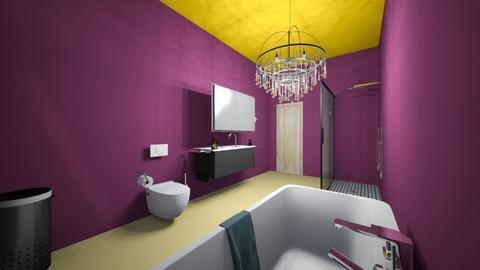 Complementary - Bathroom  - by Yong Sheng