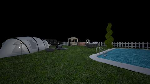camping under the stars - Garden  - by 7087755443