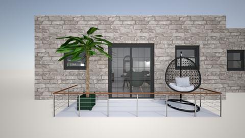 Students house - Modern - Garden - by Marlisa Jansen