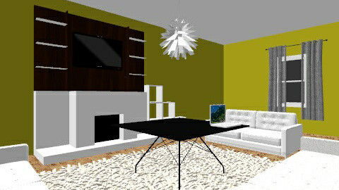living room  - Living room - by doma44256