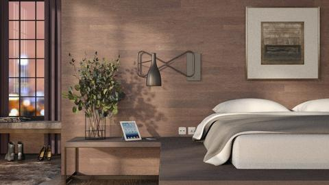 Bedroom - Bedroom  - by GraceKathryn