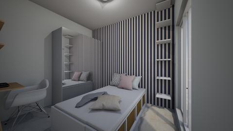 Ori Altman 38 - Kids room  - by erlichroni