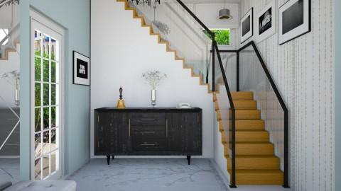 Entrance - Minimal - by rom