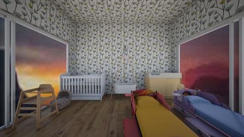 nursery - Kids room  - by MomoBeag